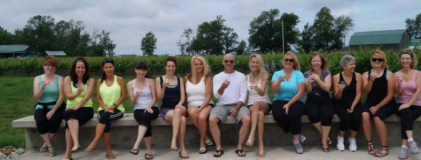 Southbrook Vineyards, Yoga