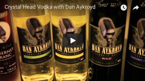 Crystal Head Vodka with Dan Aykroyd