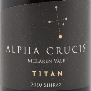 Alpha Crucis TITAN Shiraz 2010