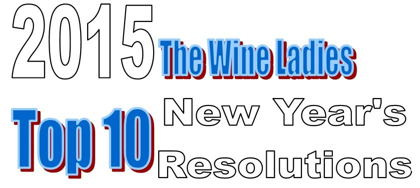 Top 10 New Year's Resolutions.