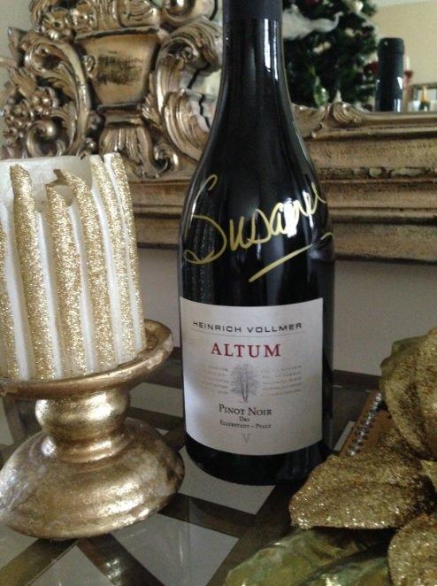 Heinrich Vollmer ALTUM Pinot Noir 2008