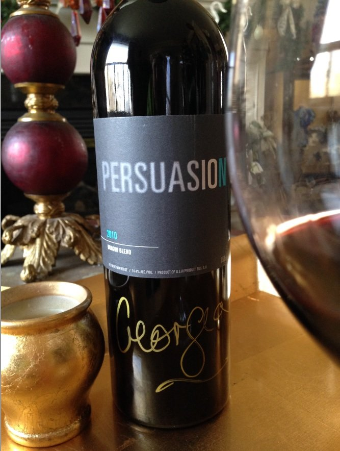 Persuasion Dragon Blend 2010