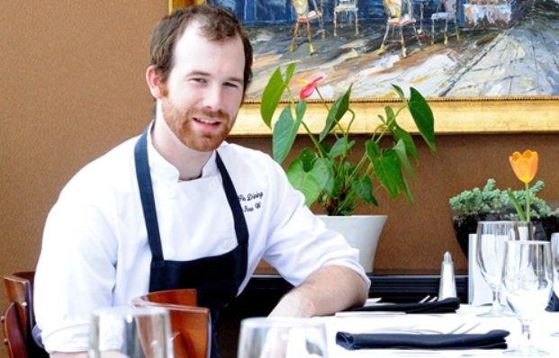 Executive and Celebrity Chef JohnRoss Woodland