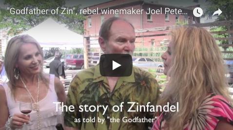 """Godfather of Zin"", rebel winemaker Joel Peterson of Ravenswood"