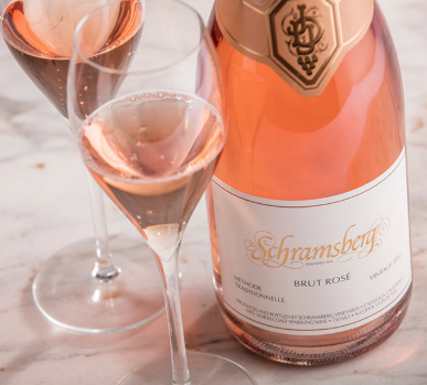 Schramsberg Rosé Brut Methode Traditionelle 2011