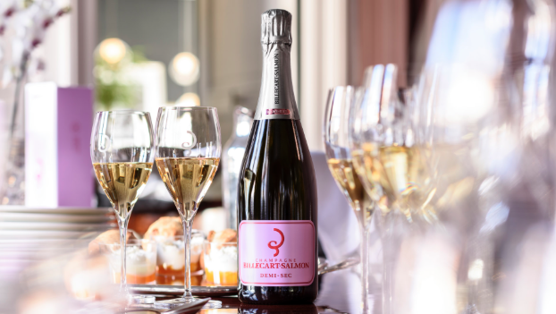 Demi-Sec Champagne