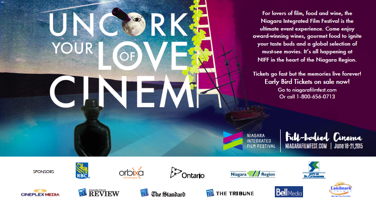 Uncork your love of Cinema