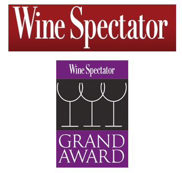 Wine Spectator Grand Awards