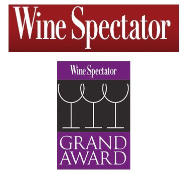 Wine Spectator Grand Awards