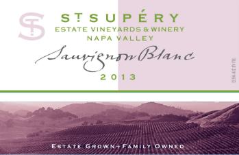 St. Supéry Sauvignon Blanc 2013