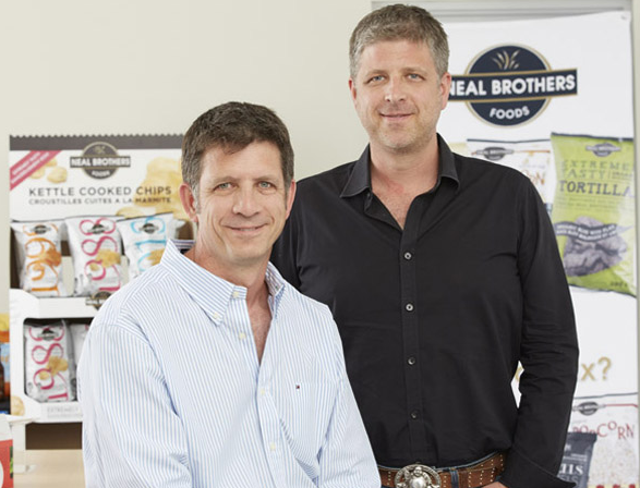 Chris and Pete Neal, Neal Brothers Foods