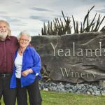 Yealands Family Wines, Marlborough, New Zealand.