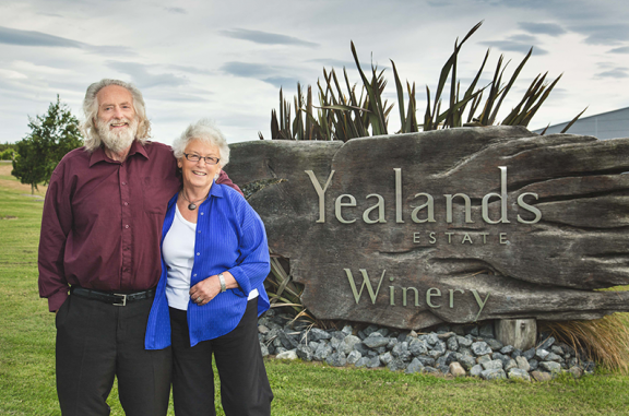 Yealands Family Wines, Marlborough, New Zealand.
