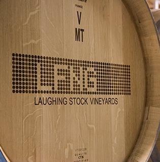 Laughing Stock Blind Trust Red 2012 Merlot Blend