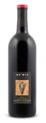 """Nk""""Mip QwAM QwMT Cabernet Sauvignon 2011"""