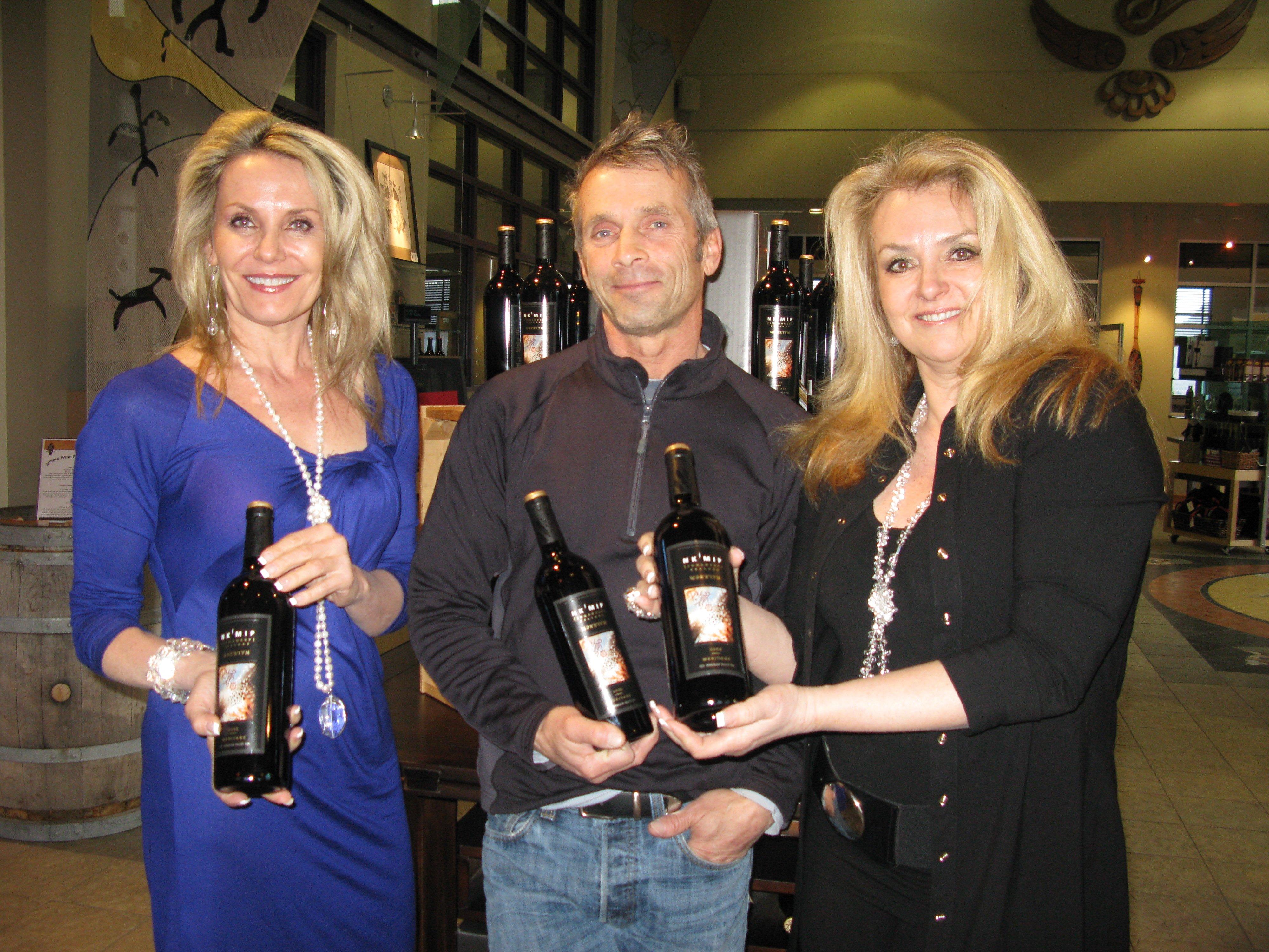Winemaker Randy PictonNk'Mip