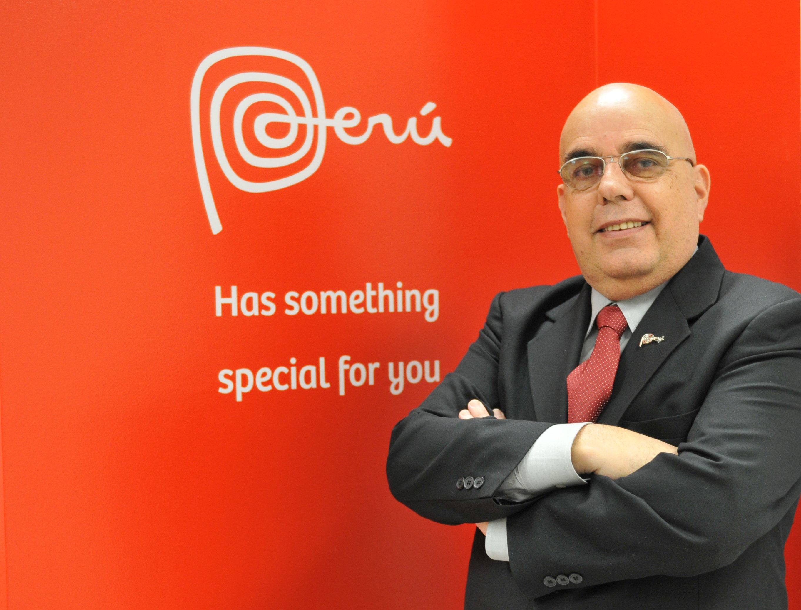 Jose Luis Peroni, OCEX, Toronto, Trade Office of Peru