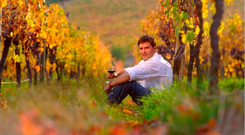 Meet head winemaker Santiago Margozzini of MontGras. On this week's audio podcast.