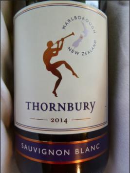 Villa Maria Thornbury Sauvignon Blanc 2014