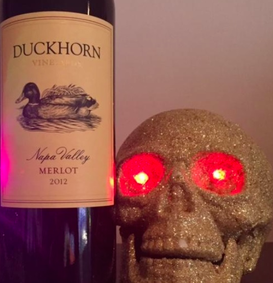 October is Merlot Madness Month,starring benchmark Merlot producer Duckhorn Vineyards Napa Valley