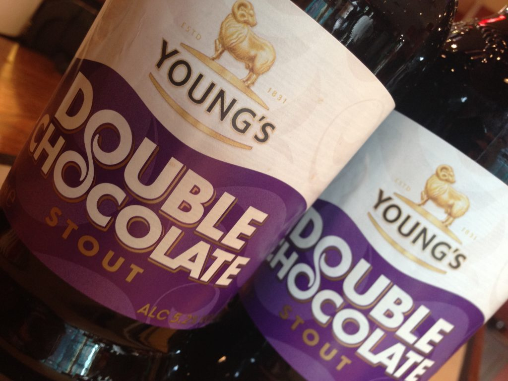 Youngs Double Chocolate Stout
