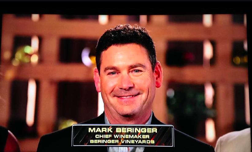Chief Winemaker Mark Beringer