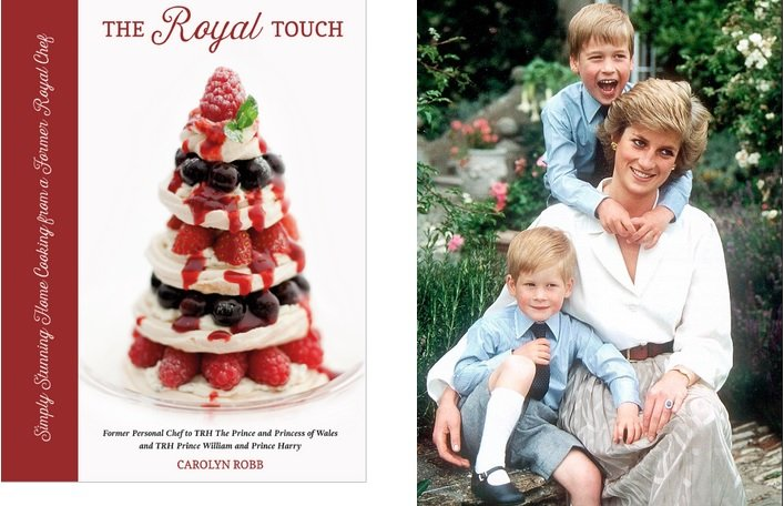 THE ROYAL TOUCH; Simply Stunning Home Cooking From a Royal Chef.