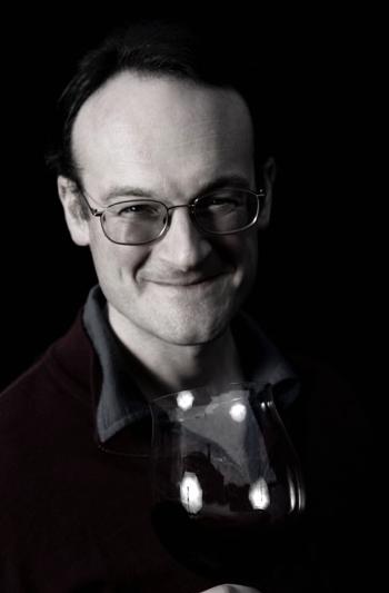 Mark de Vere, Master of Wine.