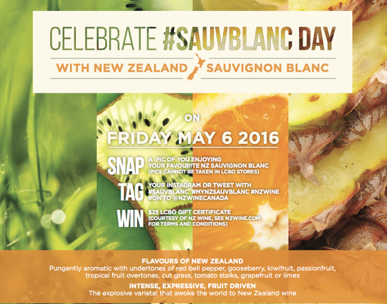Celebrate #SAUVBLANCDAY