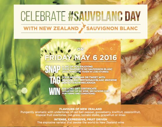 Celebrate #SAUVBLANCDAY