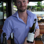 Winemaker Kyle Thompson, Saint Clair Family Estate