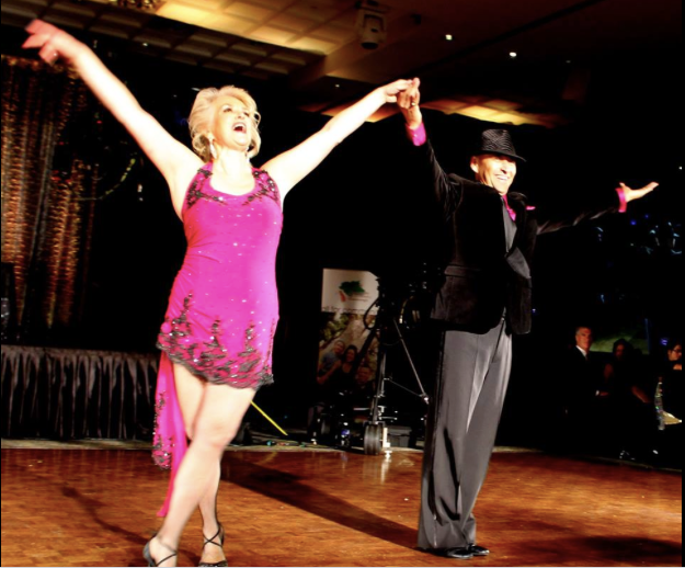 Dancing With Mississauga Stars, Susanne and Ciro Tango