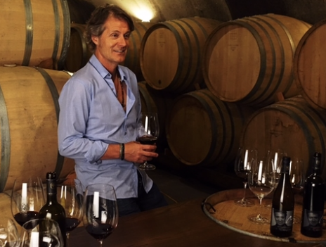Jim Cuddy wines made by Tawse.