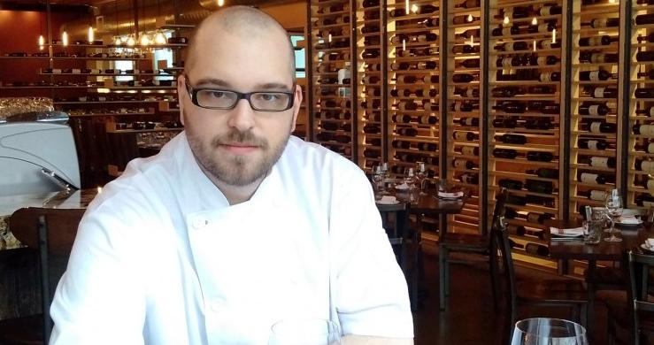 Danylo Mielnik, Executive Chef Ovest Cucina E Vineria.