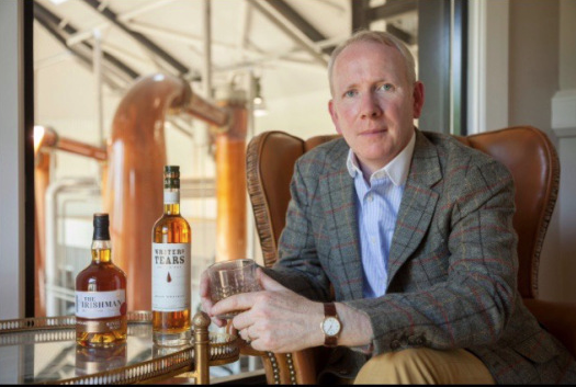 Bernard Walsh, Founder Walsh Whiskey Distillery