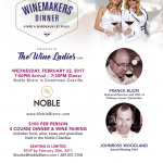 Winemakers Dinner Bordeaux