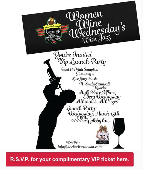 Women Wine Wednesdays with Jazz