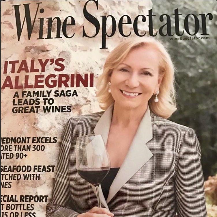 Spectator Marilisa Allegrini