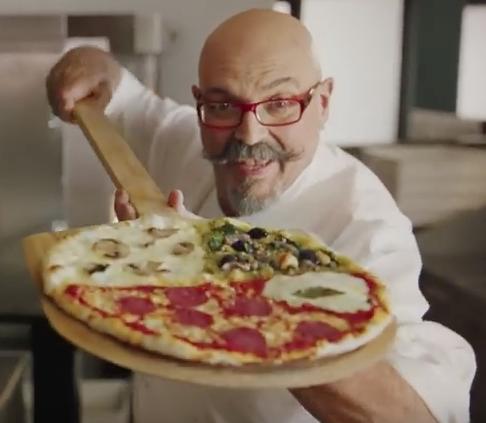 Celebrity Chef Massimo Capra
