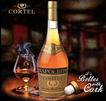 Napoleon Cortel Brandy