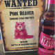 Frisky Beaver Wanted Poster