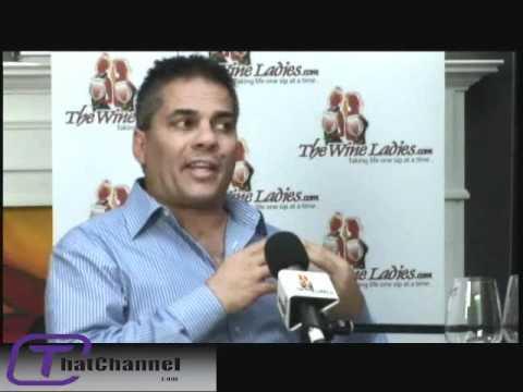 George Samios, International Brand Ambassador Wolf Blass