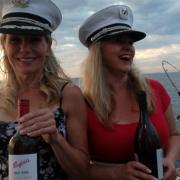 The Wine Ladies Salmon fishingPenfolds BIN 389 Cabernet Shiraz