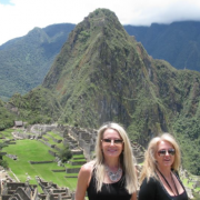 The Wine Ladies in Machu Pichu