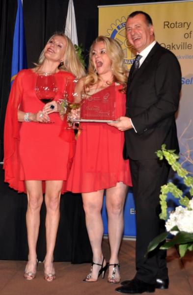 Oakville Awards of Excellence - Entrepreneur Award
