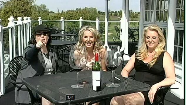 Angus Glen Golf Club for the Anne Interview with Jann Arden, Murray Charity Golf Classic, The Wine Ladies TV.