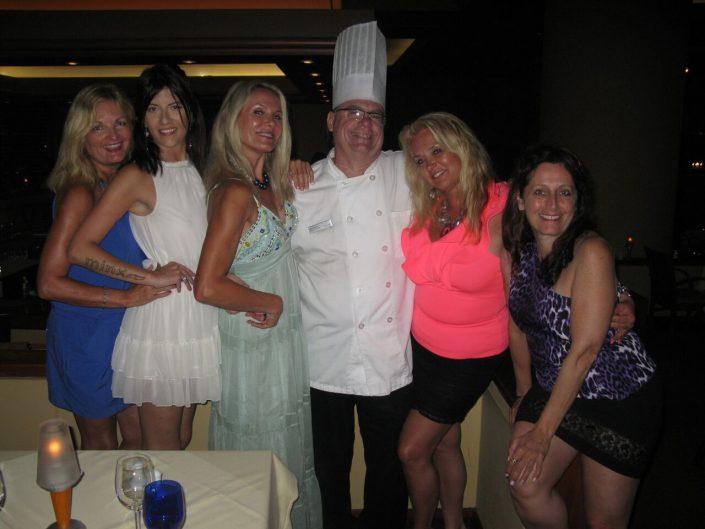 Executive Chef Matt Boland, Westin, Aruba of Pago, Pago Restaurant.