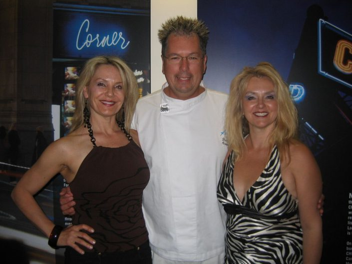 1050 CHUM, guest Chef Darrel Fletcher, ChefD TV.