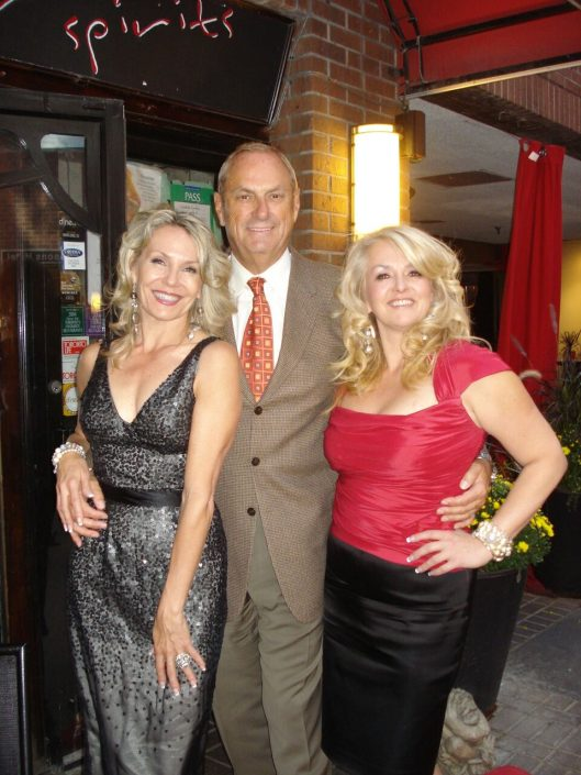 Our TV Show... Talking Wine With The Stars... TIFF, Jim Treliving, Dragon's Den,CBC.