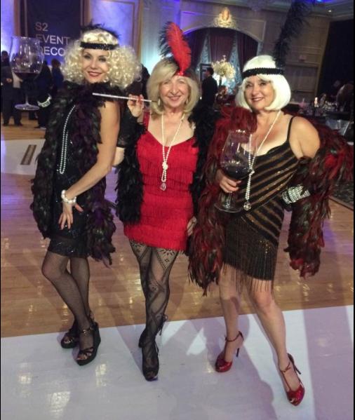 """Chateau Le Jardin """"Great Gatsby """" event with Mariska Glynn"""